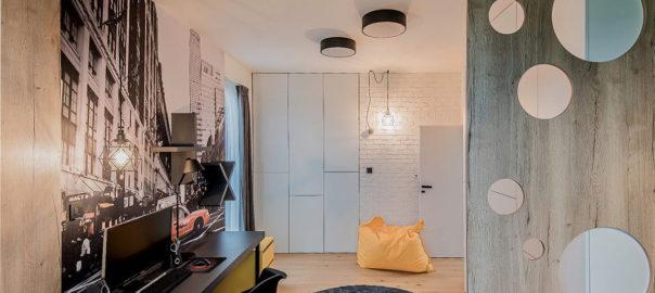 Dizajn interiéru rodinného domu