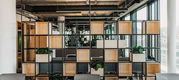 Interiérový dizajn kancelárií