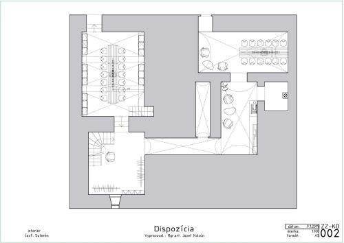 INSPIRE DESIGN S.R.O. | DOMA U NÁS REŠTAURÁCIA