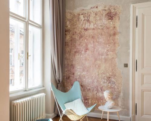 Archholiks & MIMO architekti - interiér bytu