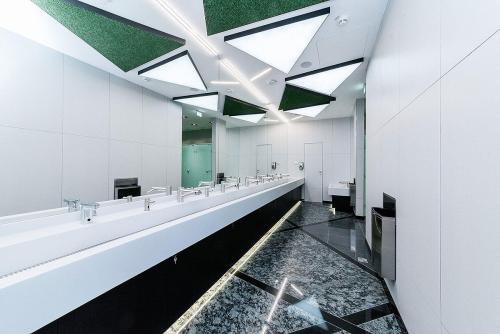 BAUPLAN - redizajn toaliet Eurovea