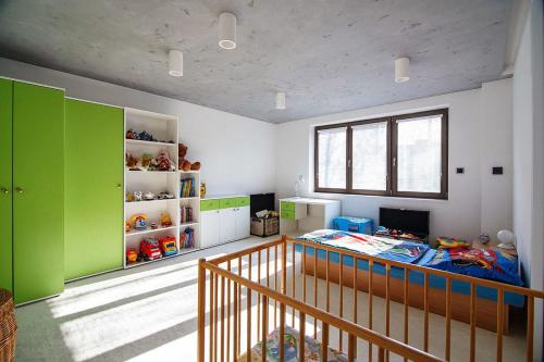 H2A architekti, rekonštrukcia bytu