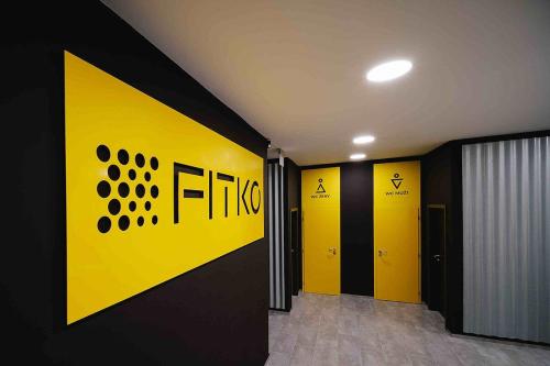 Impressarch - interiér fitness centra
