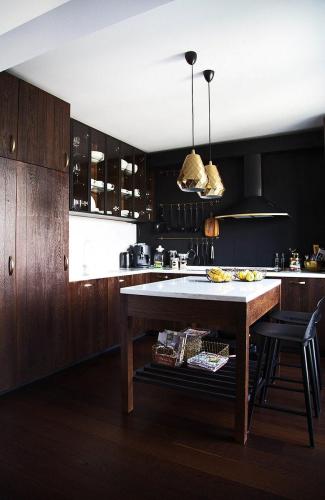 Romana Klimeková- Interiértový dizajn bytu