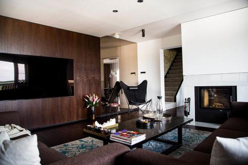 Romana Klimeková - interiérový dizajn bytu