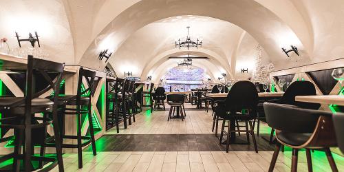 Juráni & Toma architektiDizajn reštaurácie