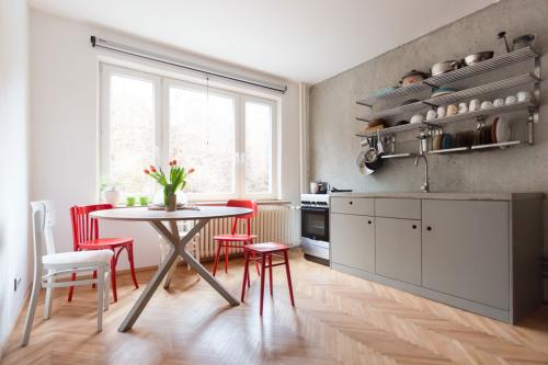Atelier Haus - interiér bytu
