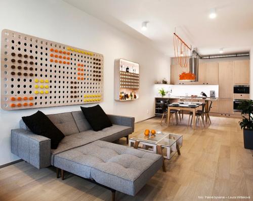 interier bytu dizajn